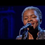 "Listening  To This Version Of Tracy Chapman singing ""Stand By Me"" on David Letterman's Farewell Is Sure To Leave You Moved"