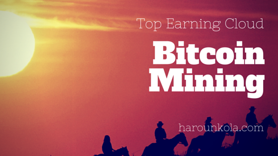 Top Cloud Mining Services To Earn Bitcoin Online