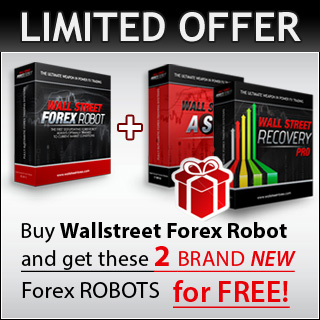 WallStreet Forex Robot $80 Off Coupon