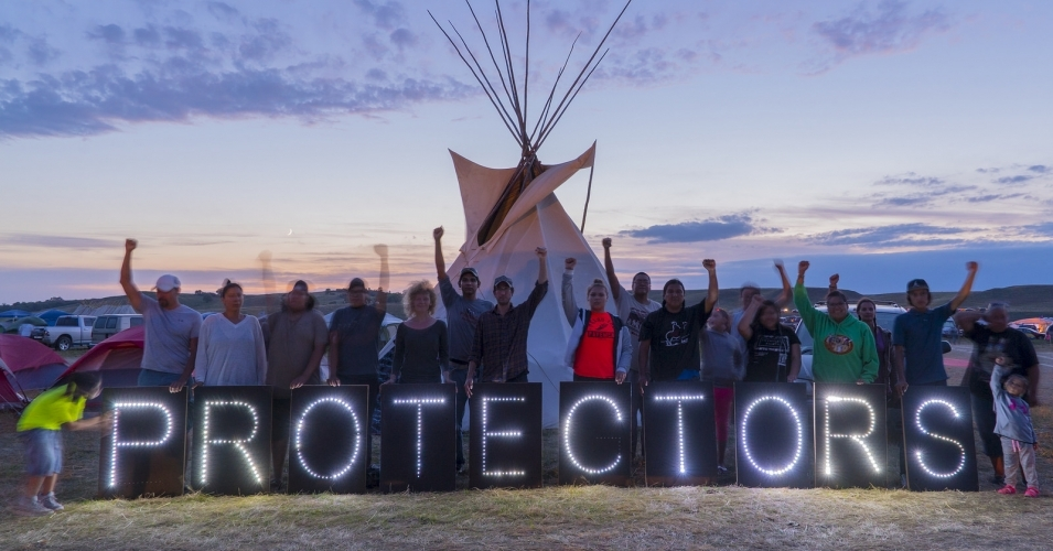 Deconstructing Thanksgiving at Standing Rock