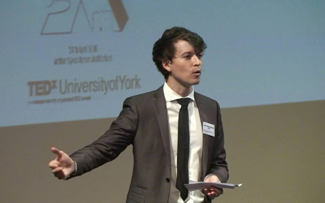 Design Your Dream Life Through Passive Income. A TEDx Talk by Alex Szepietowski. #TEDxUniversityofYork TEDx Talks