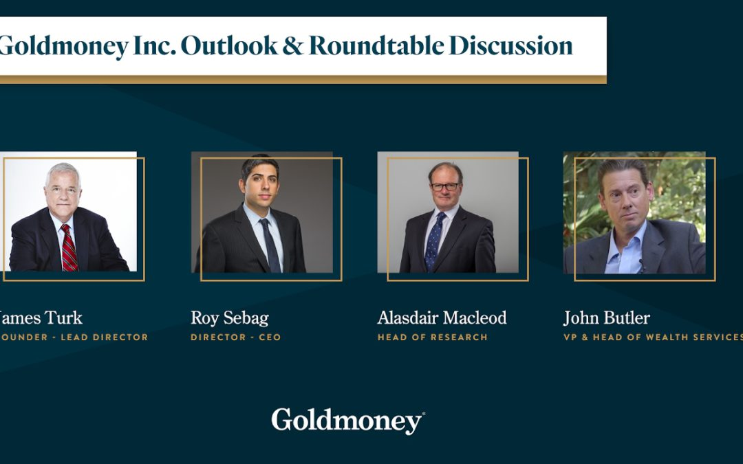 Goldmoney 2017 Outlook and Roundtable Discussion