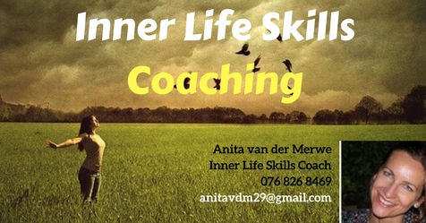 Inner Life Skills Coaching With Anita van der Merwe