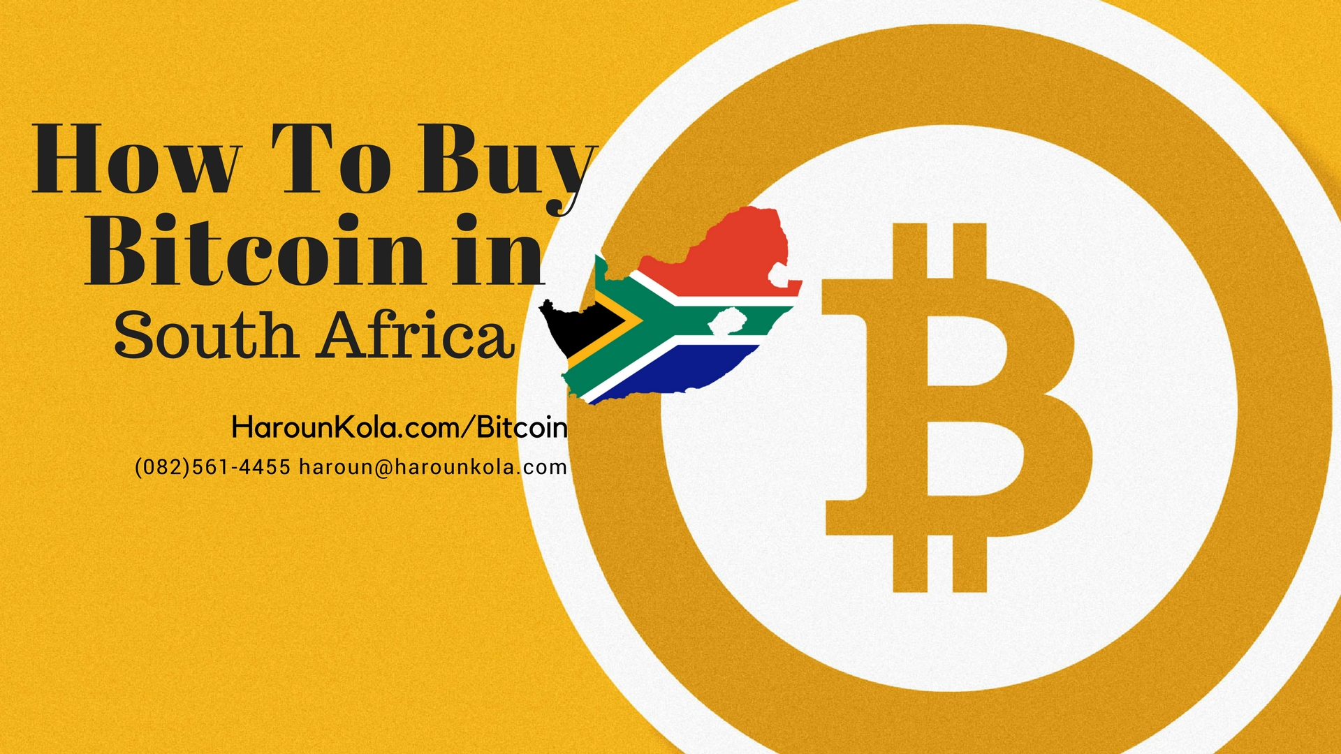 And south african bitcoin