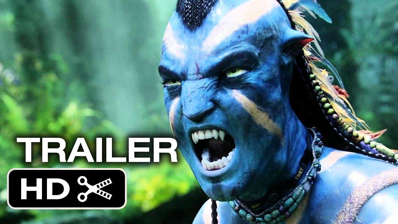 Avatar 2 Trailer 2015 HD