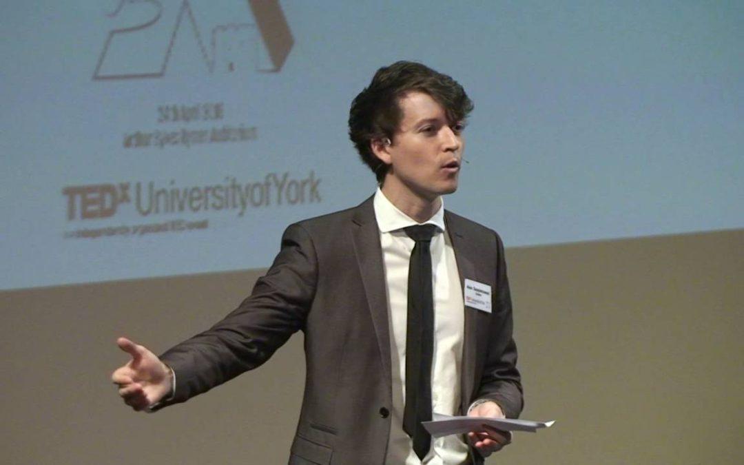 Design Your Dream Life Through Passive Income. A TEDx Talk by Alex Szepietowski. #TEDxUniversityofYork TEDx Talks