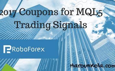 2017 coupons for MQL5 trading signals
