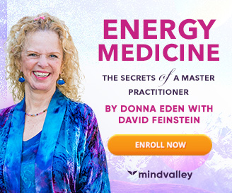 Energy Medicine: from beginner to intermediate-level in 8 weeks. Donna Eden unveils her newest course at Mindvalley