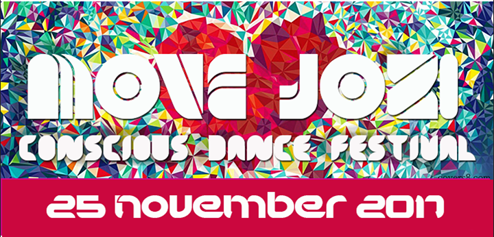 Move Jozi. A Conscious Dance Festival in Johannesburg on 25 November 2017 in Fourways