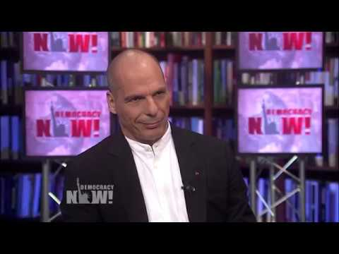 """""""Global Capitalism & How Trump's Tax Plan is Class War Against the Poor"""" – Yanis Varoufakis on Democracy Now"""