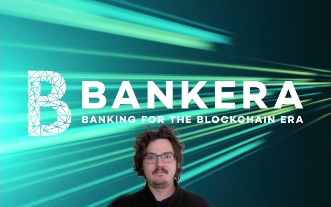 Bankera ICO. Blockchain Banking Revenue