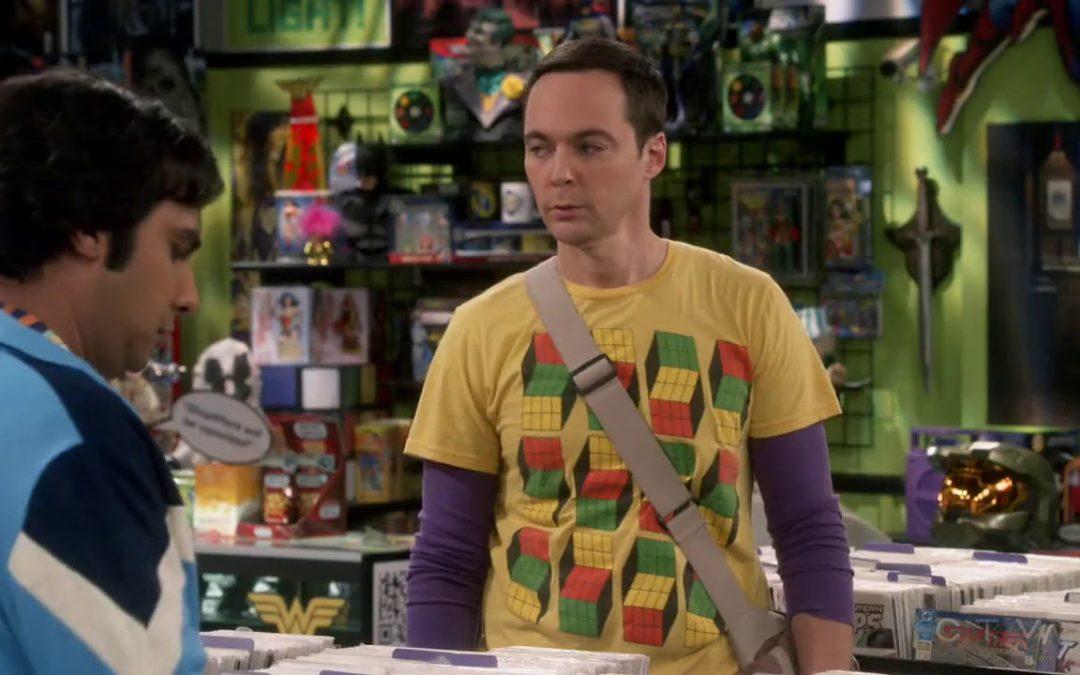 Bitcoin On The Big Bang Theory S11EP9