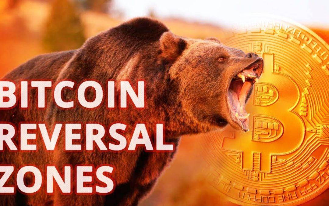 Important Bitcoin Reversal Zones to Break the Bearish Correction and Turn Bullish.