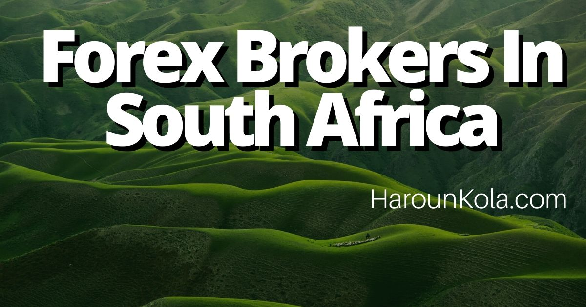 South african forex brokers
