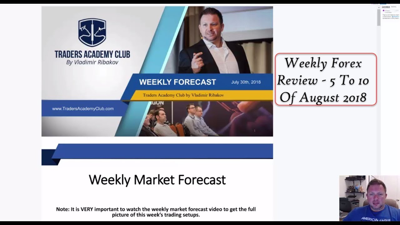 Forex weekly review