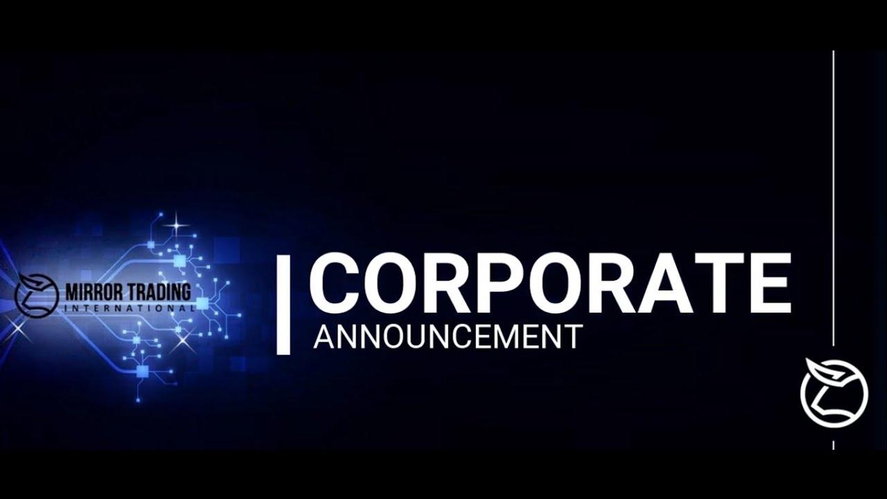 mti-corporate-announcement